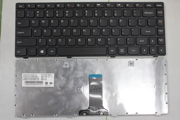 harga Keyboard lenovo ideapad g400 g405 g490 Tokopedia.com