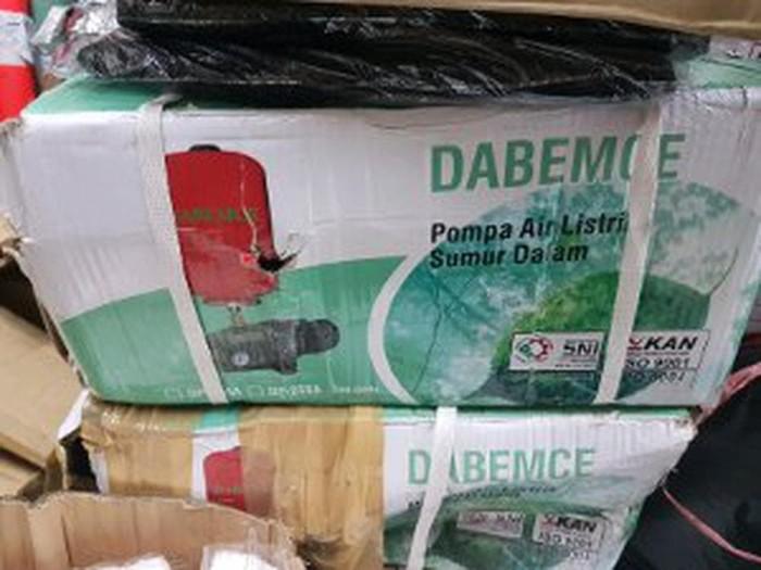 JET PUMP SEMI DABEMCE DP - 250 A MESIN POMPA AIR LISTRIK SUMUR Diskon