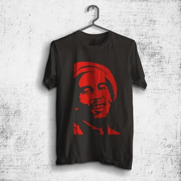 harga Kaos t shirt distro bob marley reggae legend Tokopedia.com