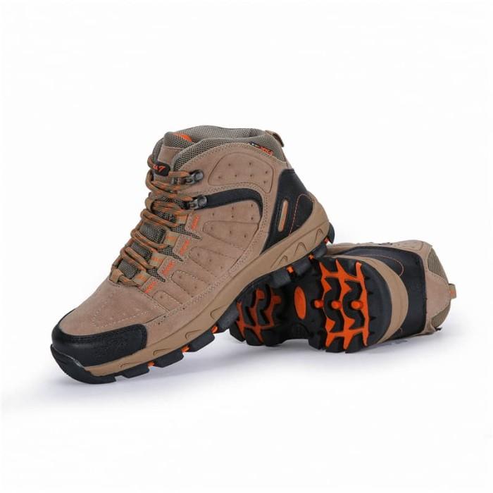 harga Sepatu gunung snta 483 beige brown hiking/trekking/fashion/travel Tokopedia.com