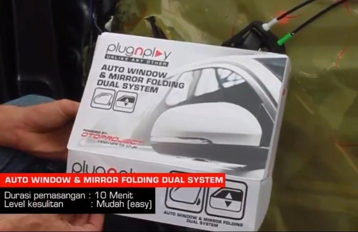 harga Otoproject 7auto power window & auto retract folding mirror honda brio Tokopedia.com