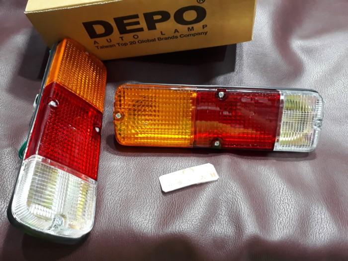 harga Lampu stop kijang super pick up / lampu stop kijang grand pick up Tokopedia.com