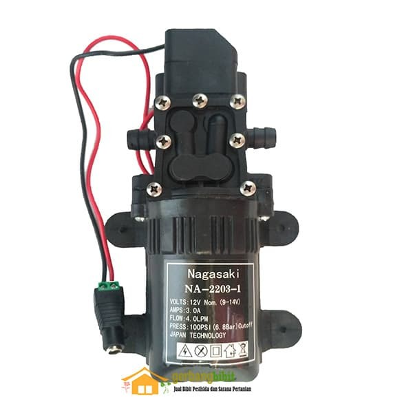 harga Pompa air minum dinamo dc sprayer elektrik cuci motor plus konektor Tokopedia.com