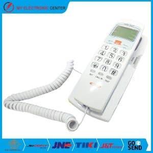 harga Telepon kabel single line sahitel s37 - telephone rumah berkualitas Tokopedia.com