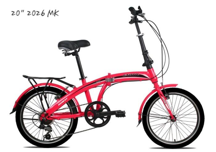 Jual jual sepeda lipat 20 Exotic 2026 MK - Kota Surabaya