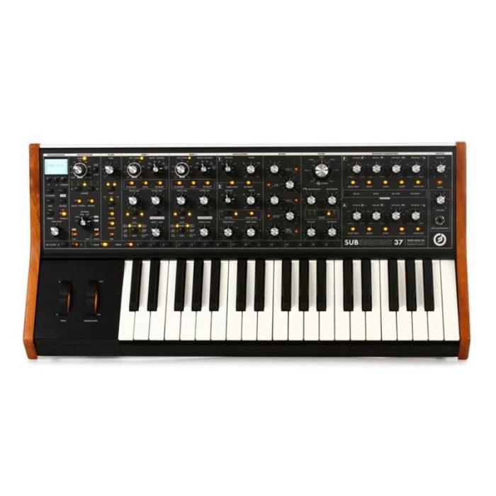 harga Moog subsequent 37 analog synthesizer Tokopedia.com