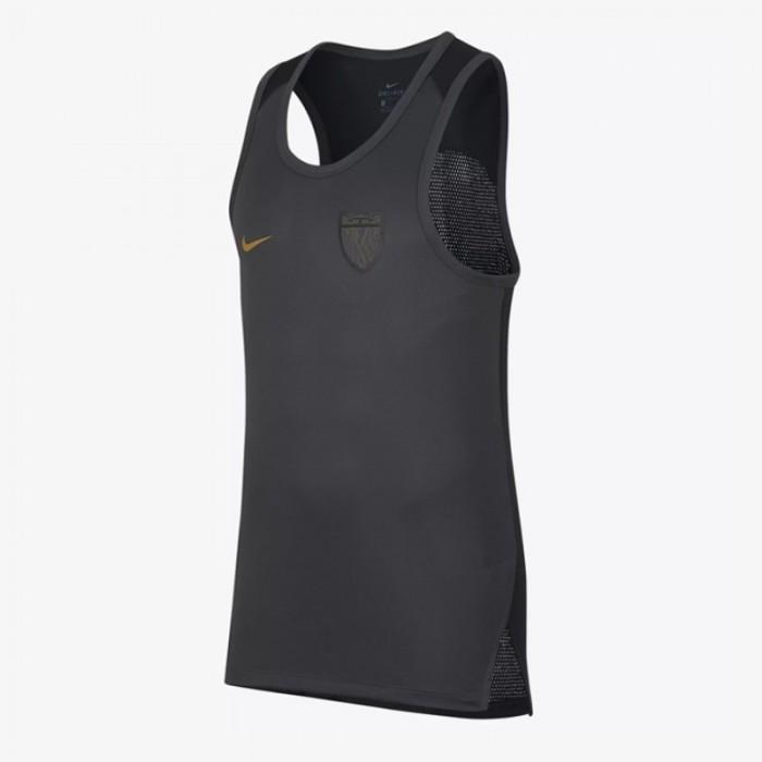harga Pakaian basket nike lebron dri-fit sleeveless basketball top anthracit Tokopedia.com