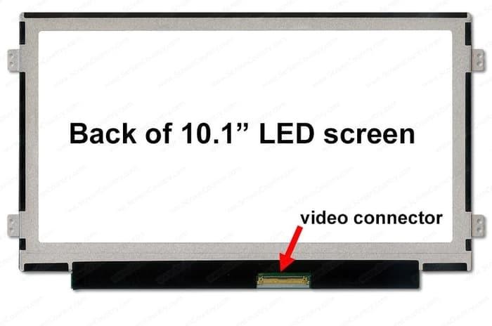 harga Lcd led acer aspire one d255 d257 d260 d270 happy happy2 - 10.1 slim Tokopedia.com