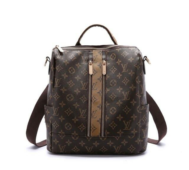 Jual Tas Ransel Wanita  Woman Backpack - Louis Vuitton Squarely ... 562f190ea5