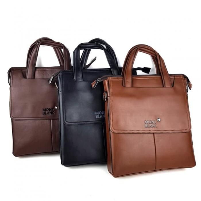 Jual Tas Kulit Pria Slimbag Bodybag Import Branded -MONT BLANC SH-8 ... 50de7291df