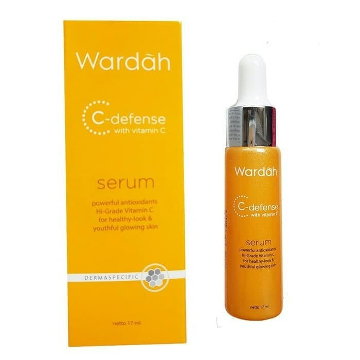 Info Wardah C Defense Serum Hargano.com