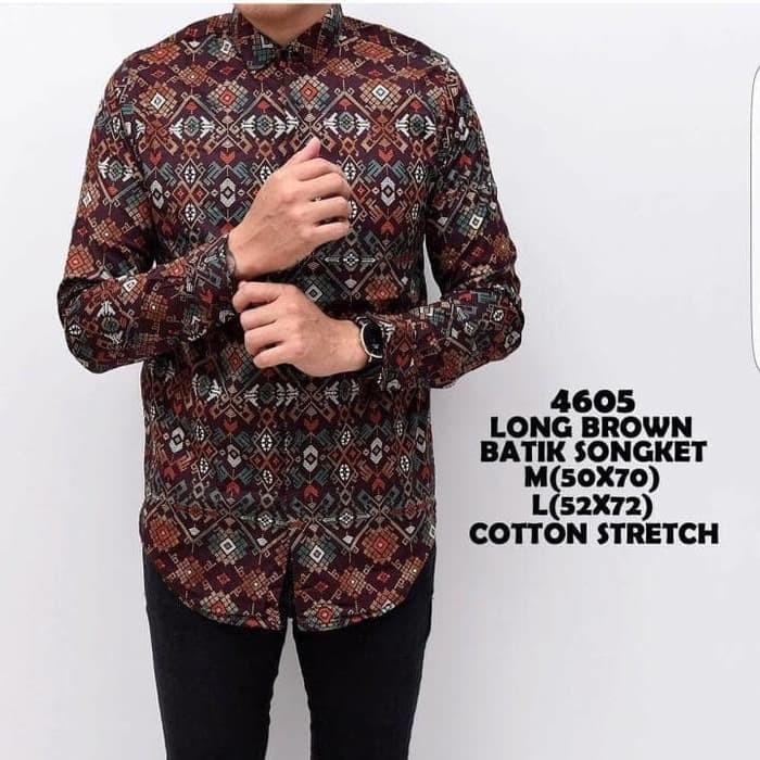 Info Baju Batik Songket DaftarHarga.Pw