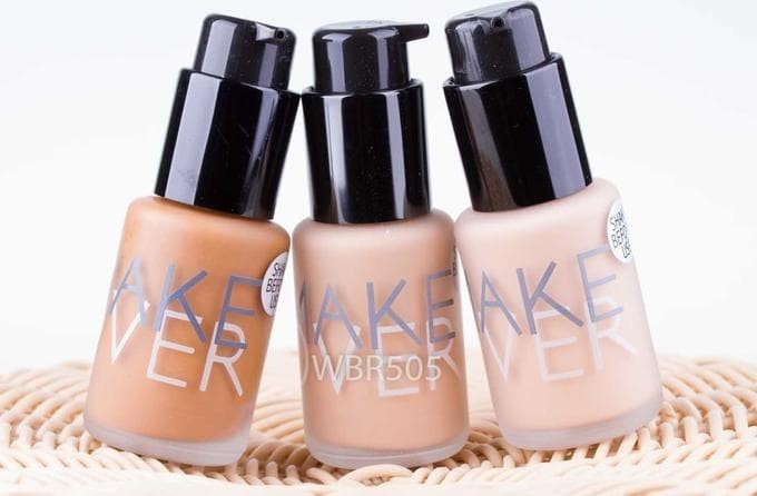 Katalog Foundation Make Over Travelbon.com