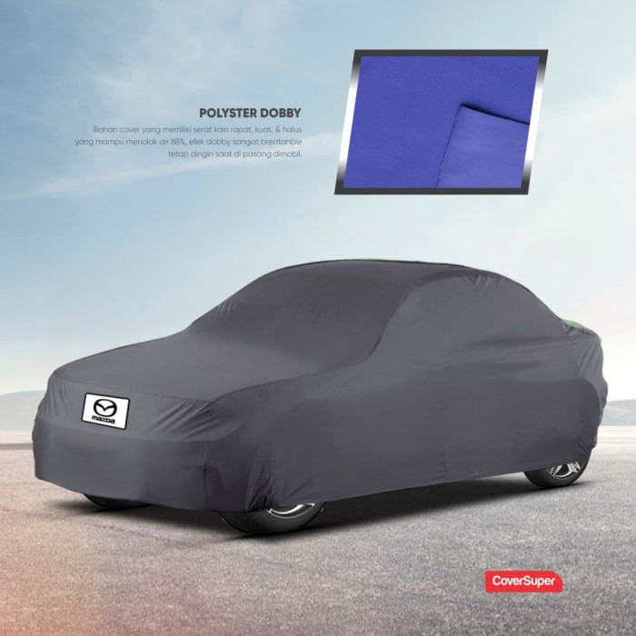 Cover mobil sarung mobil indoor landrover discover best seller!!