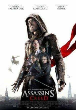 Jual Poster Film Assassins Creed Kota Bandung Tristan Posters Hobbies Tokopedia