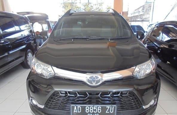 Jual Mobil All New Avanza 1 5 Veloz 2016 Hitam Jakarta Utara