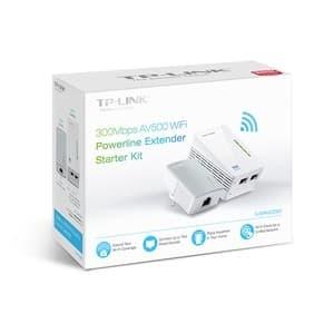 harga Tplink tl-wpa4220kit 300mbps av500 powerline wifi extender starter kit Tokopedia.com