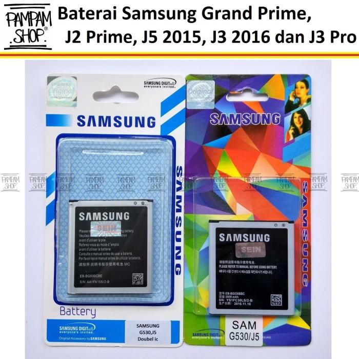 harga Baterai handphone samsung galaxy j3 pro 2017 j330 original oem batre Tokopedia.com