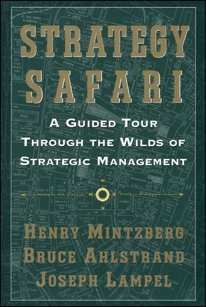 harga Strategy safari: a guided tour through the wilds of... [ebook] Tokopedia.com