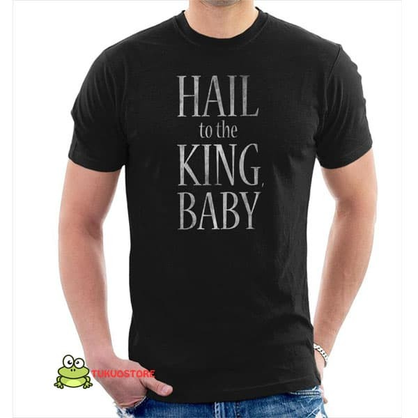 Evil Dead Hail To The King Baby Duke Nukem T Shirt
