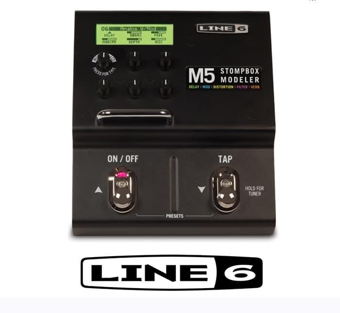 harga Line 6 m5 stompbox modeler Tokopedia.com