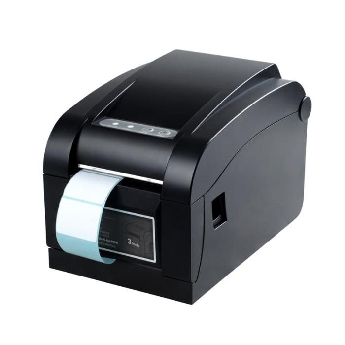 harga Printer barcode label sticker xprinter promo Tokopedia.com