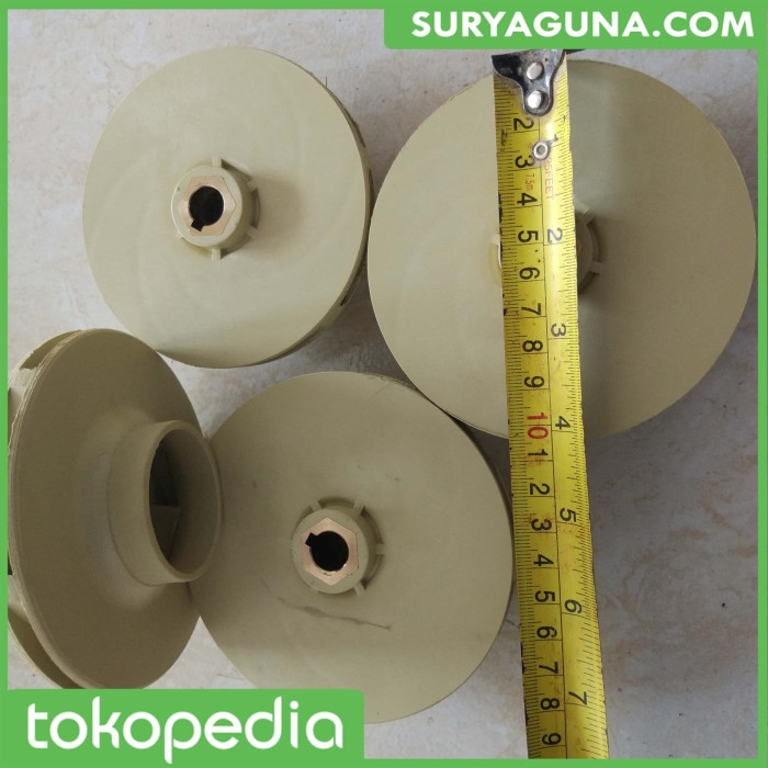 harga Impeller pompa air semi jet modifikasi murah meriah Tokopedia.com