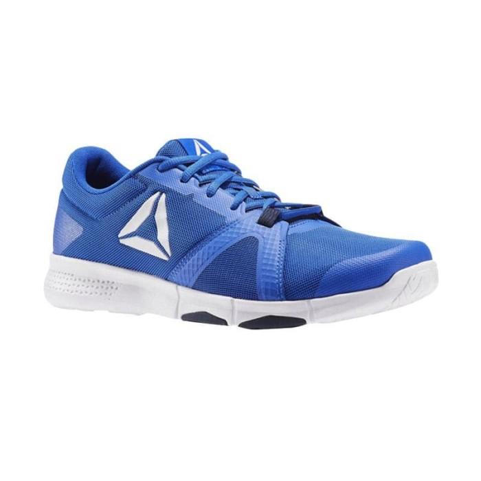 harga Sepatu olahraga pria reebok flexile bs8046 - biru - original  Tokopedia.com ce70c824dd