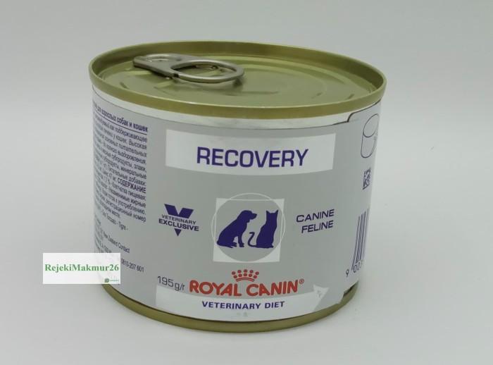 harga Cat food royal canin recovery Tokopedia.com
