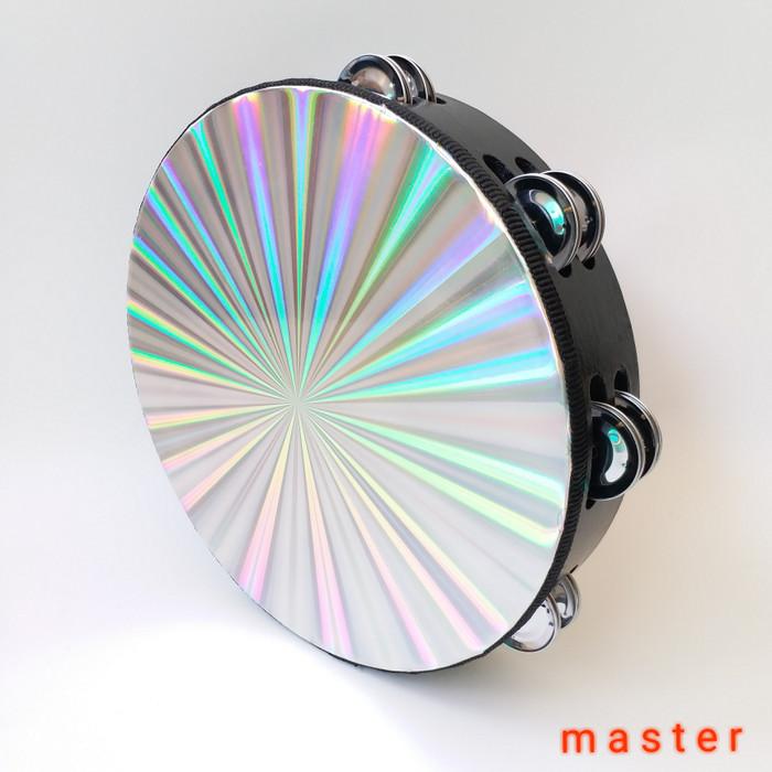harga Tamborine / tamborin hologram 10 Tokopedia.com