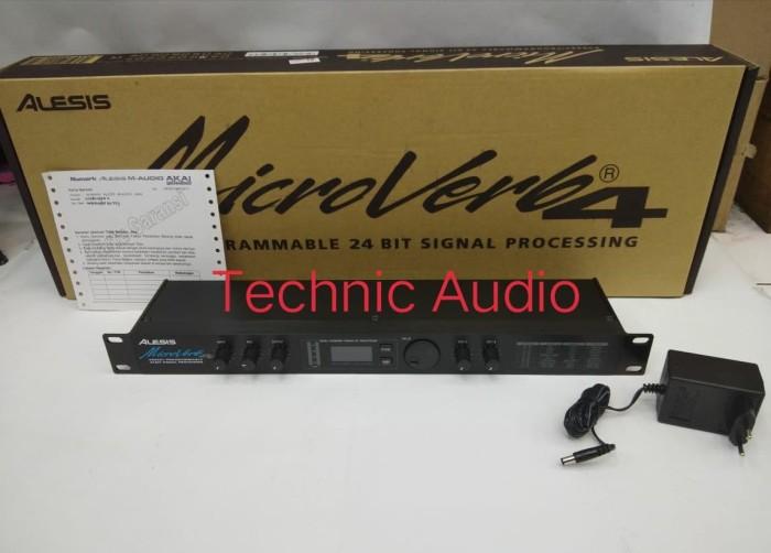 harga Efec vocal alexis microverb 4 di jamin 100% original Tokopedia.com