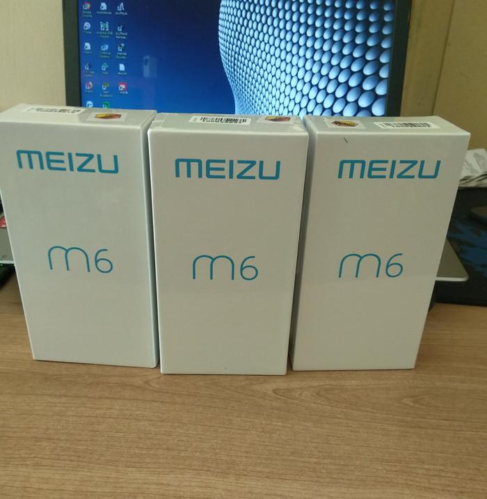 harga Meizu m6 2gb - 16gb baru garansi resmi Tokopedia.com