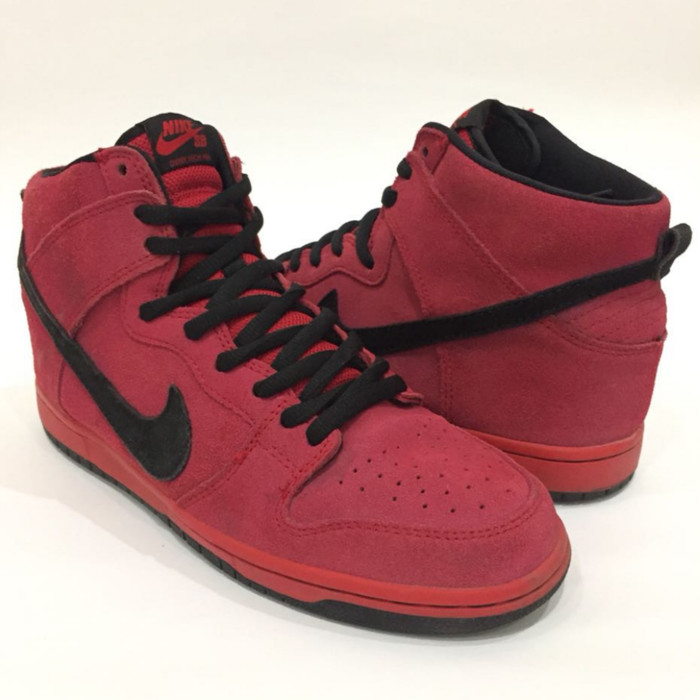 another chance 11062 57f07 ... cheapest nike dunk high pro sb red devil 44c3d b4a16