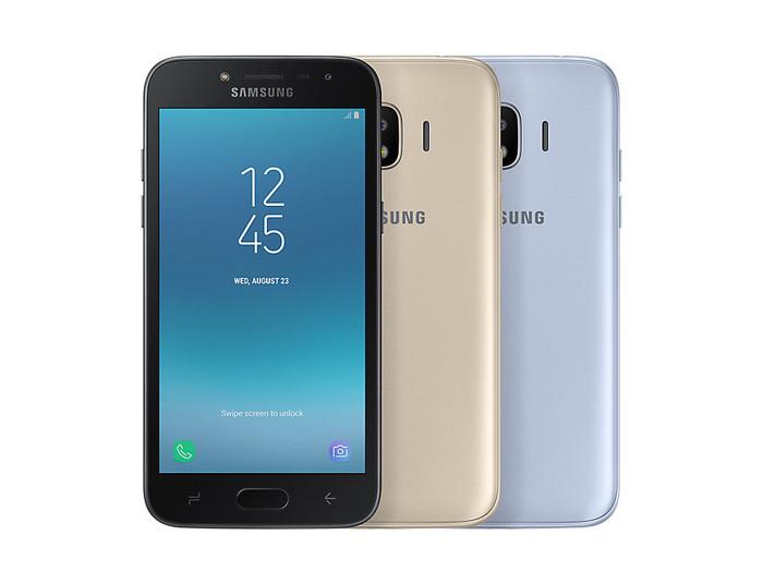 Samsung Galaxy J2 Pro 2018 Ram 2gb Rom 32gb Resmi Original