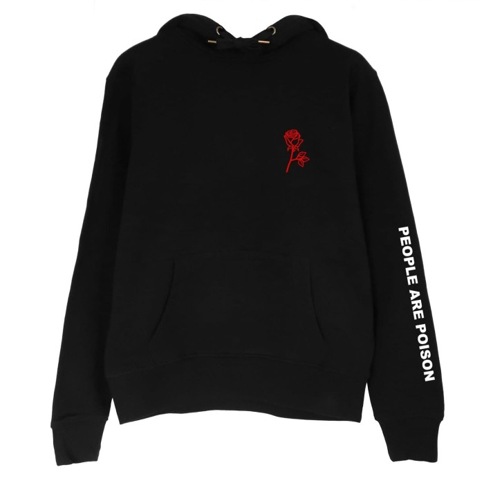 Premium hoodie people are poison rose - jacket - sweater custom