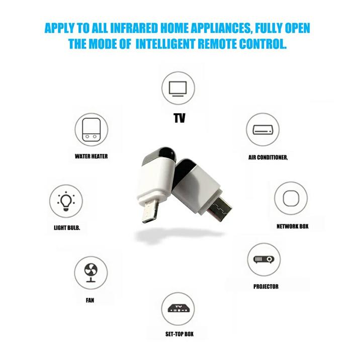 Jual zaza remote universal IR remote for smartphone - Jakarta Timur -  Elysium   Tokopedia