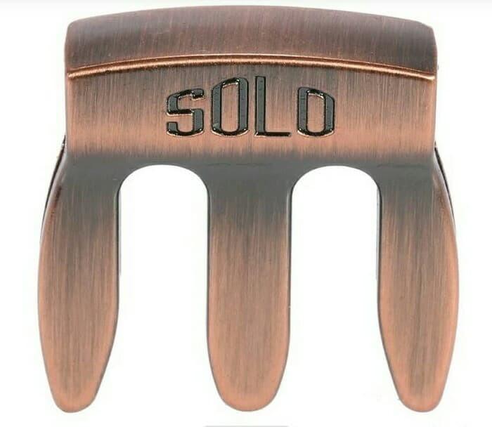 harga Peredam biola bahan logam merk solo / violin mute Tokopedia.com