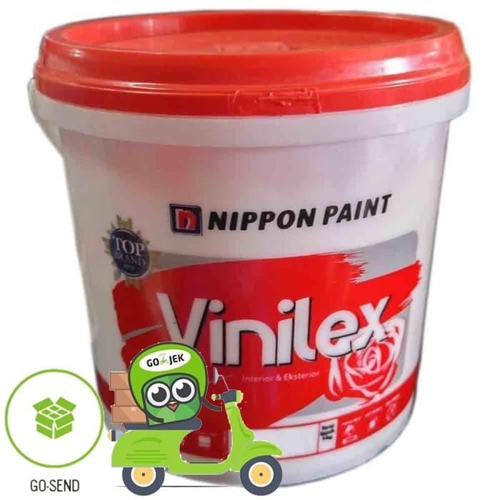 harga Vinilex bunga cat tembok medium 25 kg Tokopedia.com