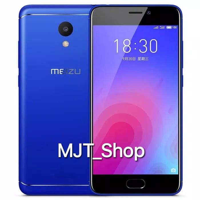 harga Meizu m6 blue 2/16 garansi resmi meizu indonesia Tokopedia.com