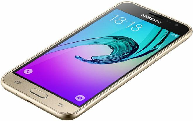 Samsung Galaxy J3 2016 - Ram 8 GB RAM 1.5 GB - Garansi SEIN 1 Tahun - Hitam