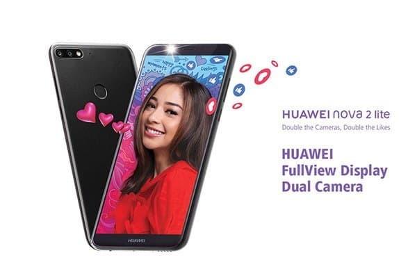 harga Huawei nova 2 lite ram 3/32gb garansi resmi Tokopedia.com