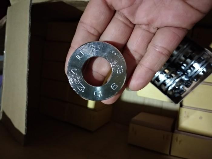 Foto Produk Kunci Jari Jari Jepang Sepeda dan motor Spoke Nipple / Ruji setel dari Sekawan Sepeda
