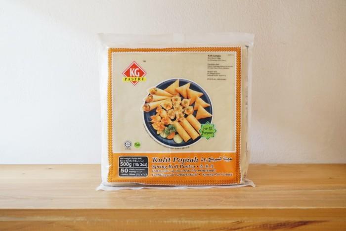 harga Kulit lumpia kg spring roll pastry 75  500g (50 lembar) | wajib gojek Tokopedia.com