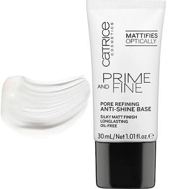 harga Catrice prime and fine pore refining anti shine base Tokopedia.com