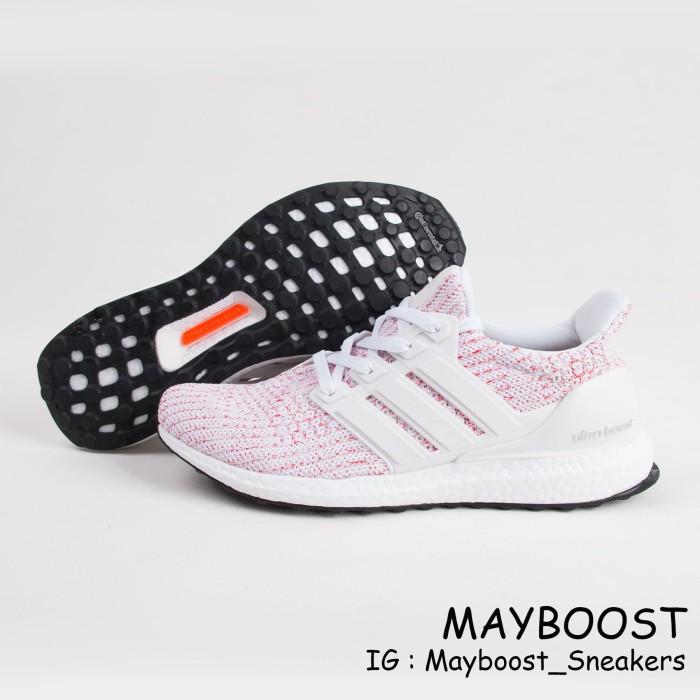 4430d23d2f3 Sneakers Adidas UltraBoost 4.0 CANDY CANE Sepatu Ultra Boost PK UA - CANDY  CANE