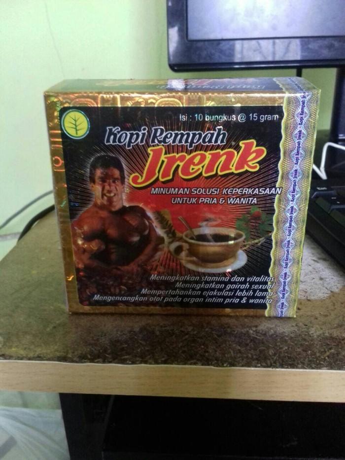 Foto Produk Obat Impotensi Atau Loyo Original Aman dan Halal dari Agen Resmi Kopi Jreng