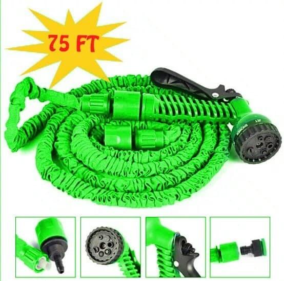 harga Panjang 225 meter selang cuci mobil motor melar elastis aksesoris Tokopedia.com