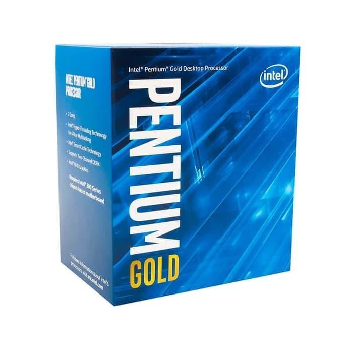 harga Intel pentium gold g5400 3.7ghz - cache 4mb [box] socket lga 1151 Tokopedia.com