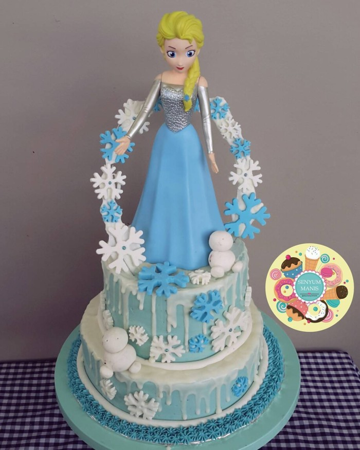 Jual Birthday Cake Kue Ulang Tahun Bday Cakes Kado Anak Unik Lucu Kota Bandung Barokna Tokopedia