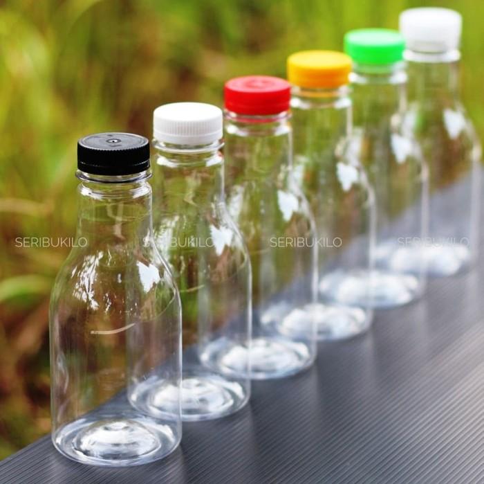 Foto Produk Botol Plastik 250 ml PIR + Botol Plastik 250 ml Botol Plastik 250 ml P - Putih dari Seribu Online
